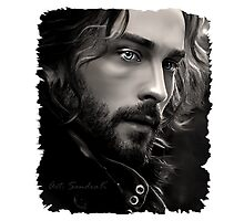Ichabod Crane (Tom Mison) Photographic Print