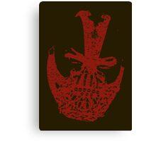 Bane Goes Bats Canvas Print