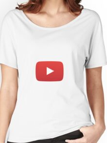 Youtube Merchandise Women's Relaxed Fit T-Shirt