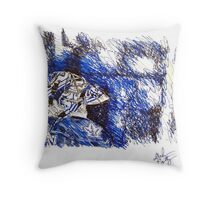 James Reimer Throw Pillow