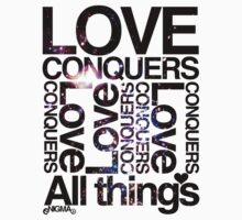 Love Conquers All by EnigmaBand