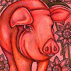 Porcine by Lynnette Shelley