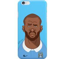 Yaya Toure iPhone Case/Skin
