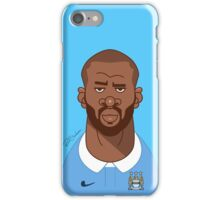 Yaya Toure iPhone Case/Skin
