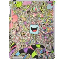 Let's Have a Doodle Party! iPad Case/Skin