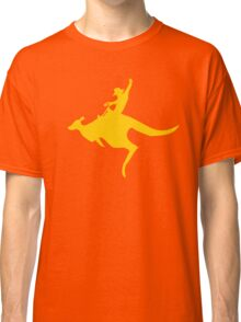 Real Cowboys Roodeo! Classic T-Shirt