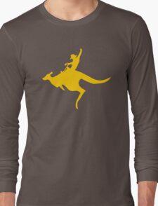 Real Cowboys Roodeo! Long Sleeve T-Shirt