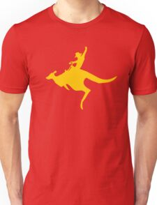 Real Cowboys Roodeo! Unisex T-Shirt