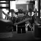 Lego Mobster by Kevin  Poulton - aka &#x27;Sad Old Biker&#x27;