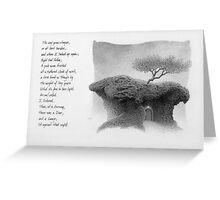 Remembered Dream Greeting Card
