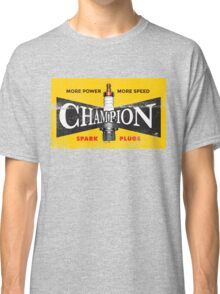 Vintage Spark Plug Classic T-Shirt