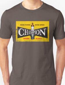 Vintage Spark Plug T-Shirt