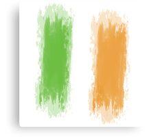 Ireland Flag Dublin Flag Metal Print