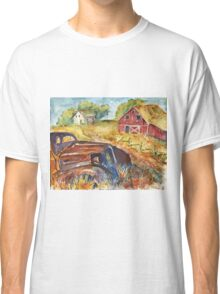 Waiting for a Dreamer Classic T-Shirt