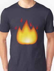 Flame Emoji T-Shirt