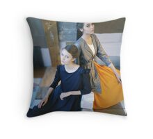 items showroom'11 Throw Pillow
