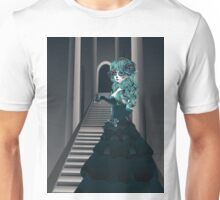 Day of the Dead Girl in Crypt Unisex T-Shirt
