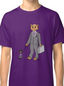 Business Cat Classic T-Shirt