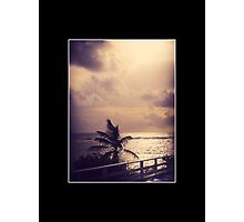 Tropical Dawn Photographic Print