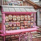 """""""Flip Flop Cart"""" by ArtThatSmiles"""