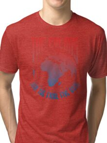 The Cylons and The Final Five Band Tri-blend T-Shirt