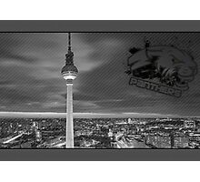 PANTHERS Merchandise Photographic Print