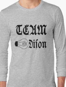 Team Edison Long Sleeve T-Shirt