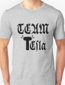 Team Tesla Unisex T-Shirt