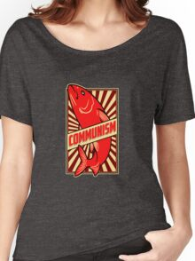 Just A Red Herring  Women's Relaxed Fit T-Shirt