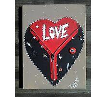 """""""Love"""" Photographic Print"""
