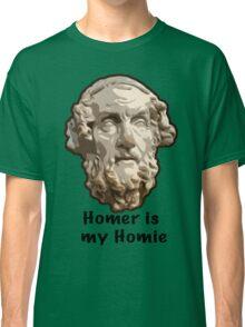 Homer is my Homie Classic T-Shirt