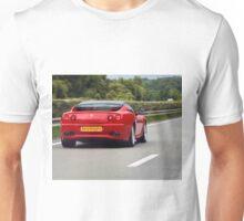 Red Ferrari Unisex T-Shirt