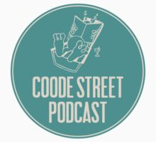 Coode Street Podcast (teal) Kids Clothes
