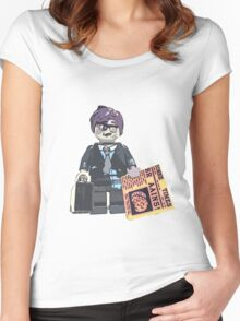 Zombie Invasion Women's Fitted Scoop T-Shirt