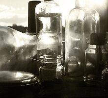 Sunny Bottles by Melanie Moor