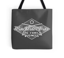 Winchester Bros Crossed Colts Tote Bag
