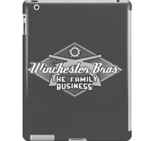 Winchester Bros Crossed Colts iPad Case/Skin