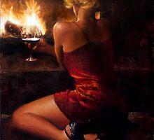 Near the Flames by Matt Abraxas