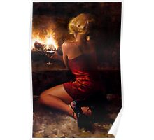 Near the Flames Poster