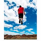 A Young Man's Leap Into Life by Anthony Boccaccio