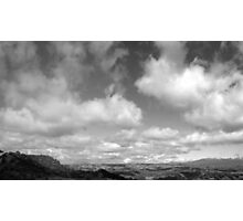 Big Western Sky - California Photographic Print