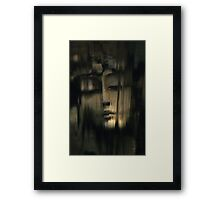 Mournful Framed Print