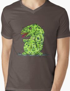 No Title Mens V-Neck T-Shirt