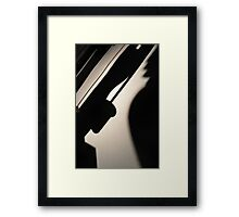 Lighter Shade of Pale Framed Print