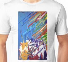 Abstract One Unisex T-Shirt