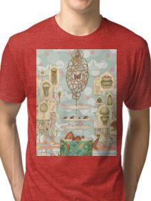 Floating Dreams1 Tri-blend T-Shirt