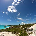 Lighthouse Beach, Eleuthera Island by Kent Nickell