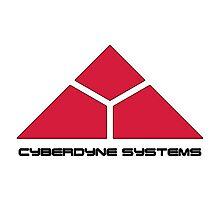 Cyberdyne Logo Design #2 Photographic Print