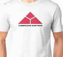 Cyberdyne Logo Design #2 Unisex T-Shirt