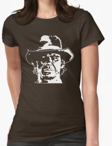 Harmonica Womens Fitted T-Shirt
